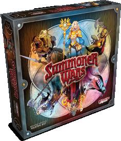 Summoner Wars 2 Edycja Masterset