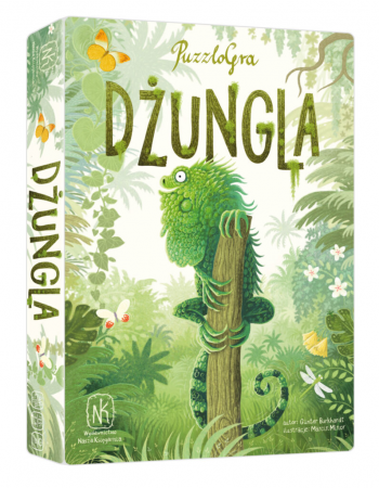 Dżungla: Puzzlogra