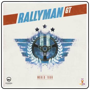 Rallyman GT - Dodatek World Tour