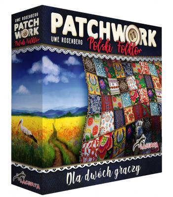 Patchwork Polski Folklor