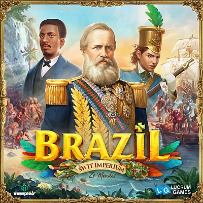 Brazil: Świt Imperium