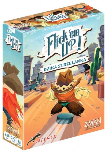 Flick'em Up! - Dzika Strzelanka