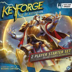 Keyforge: Czas Wstąpienia