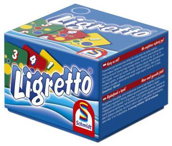 Ligretto (niebieskie pudełko)