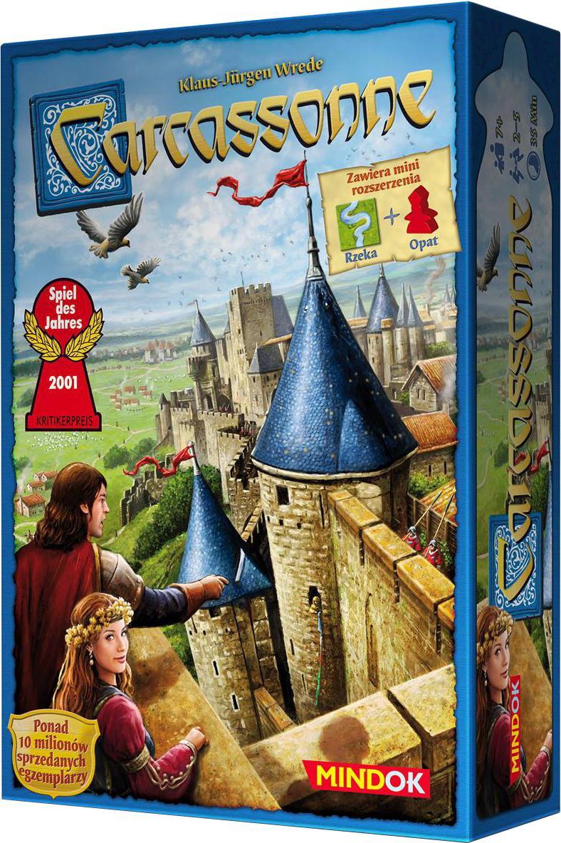 Carcassonne: II edycja