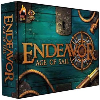 Endeavor: Wiek Żagli