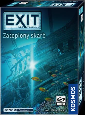 EXIT: Gra tajemnic - Zatopiony skarb