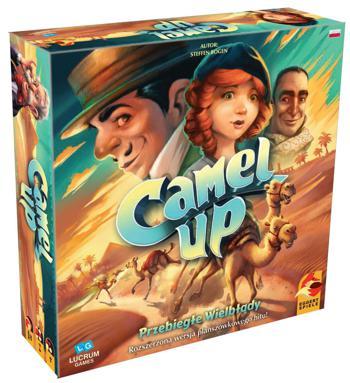 Camel Up - Przebiegłe Wielbłądy